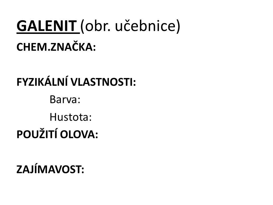 GALENIT (obr.