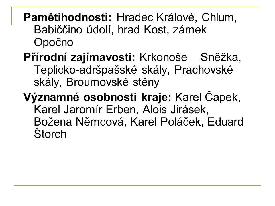 Fotogalerie:  KRNAP = krkonošský národní park – zachovává pro naši přírodu vzácné druhy rostlin i živočichů, nejvyšším bodem parku a zároveň České republiky – Sněžka 1602 m n.