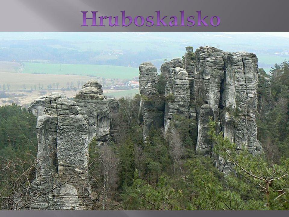 Přírodní rezervace Nejvýznačnější pískovcové skalní město v Českém ráji