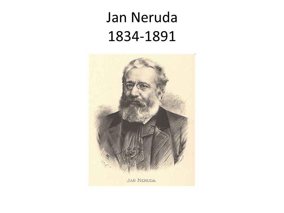 Jan Neruda 1834-1891