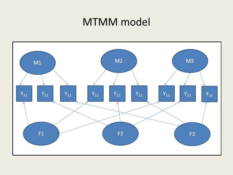 MTMM model