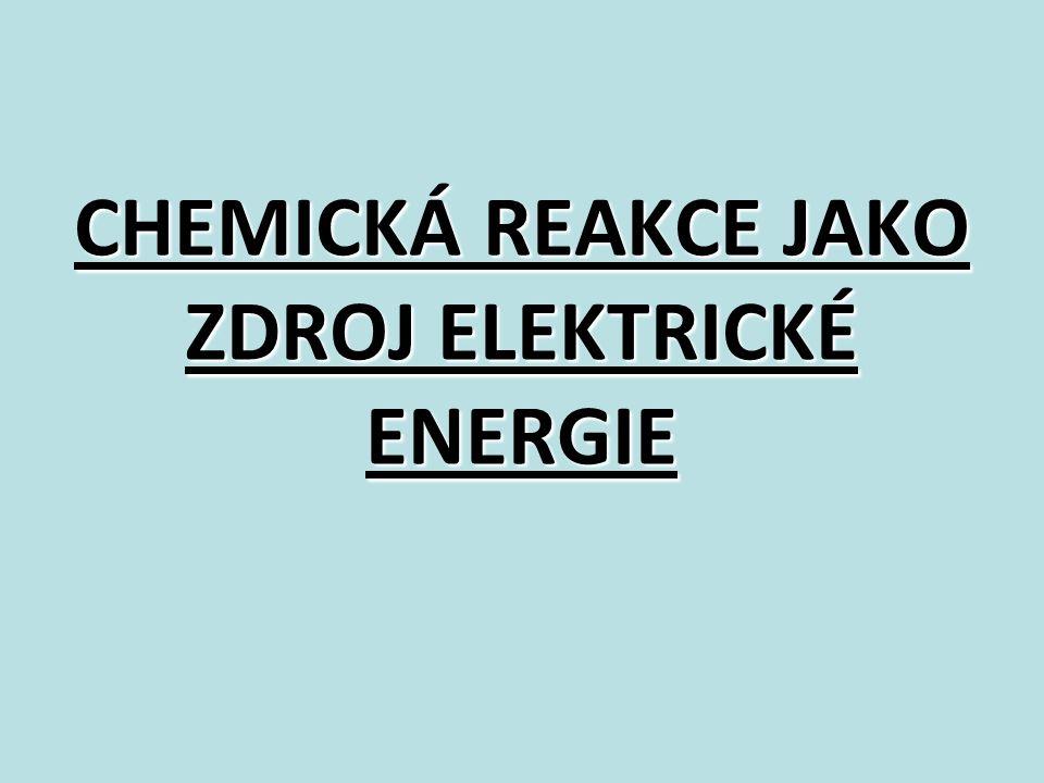 Galvanický článek zařízení, které jako zdroj elektrické energie využívá redoxní reakce složení – kovové elektrody ponořené do roztoku svých solí a vzájemně propojené