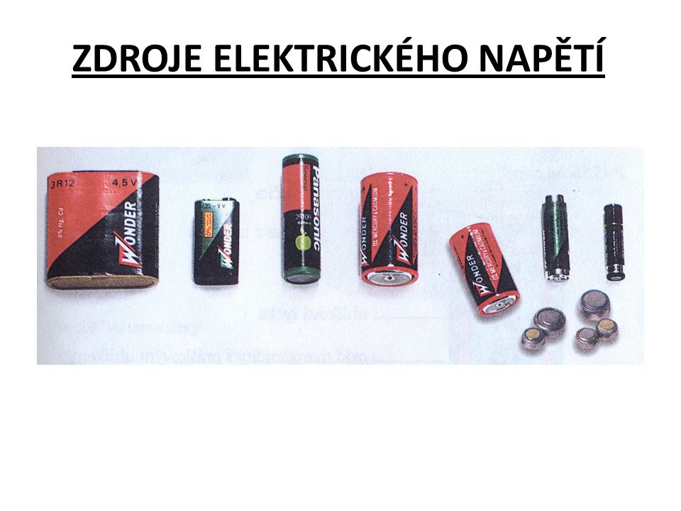 1.Voltův článek první zdroj trvalého elektrického napětí