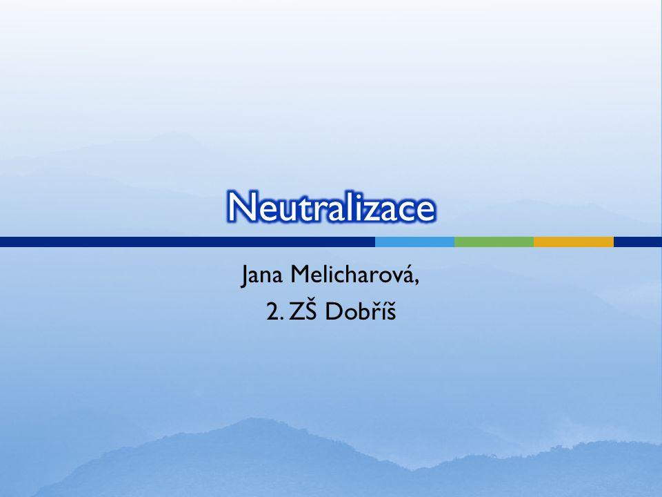 Jana Melicharová, 2. ZŠ Dobříš