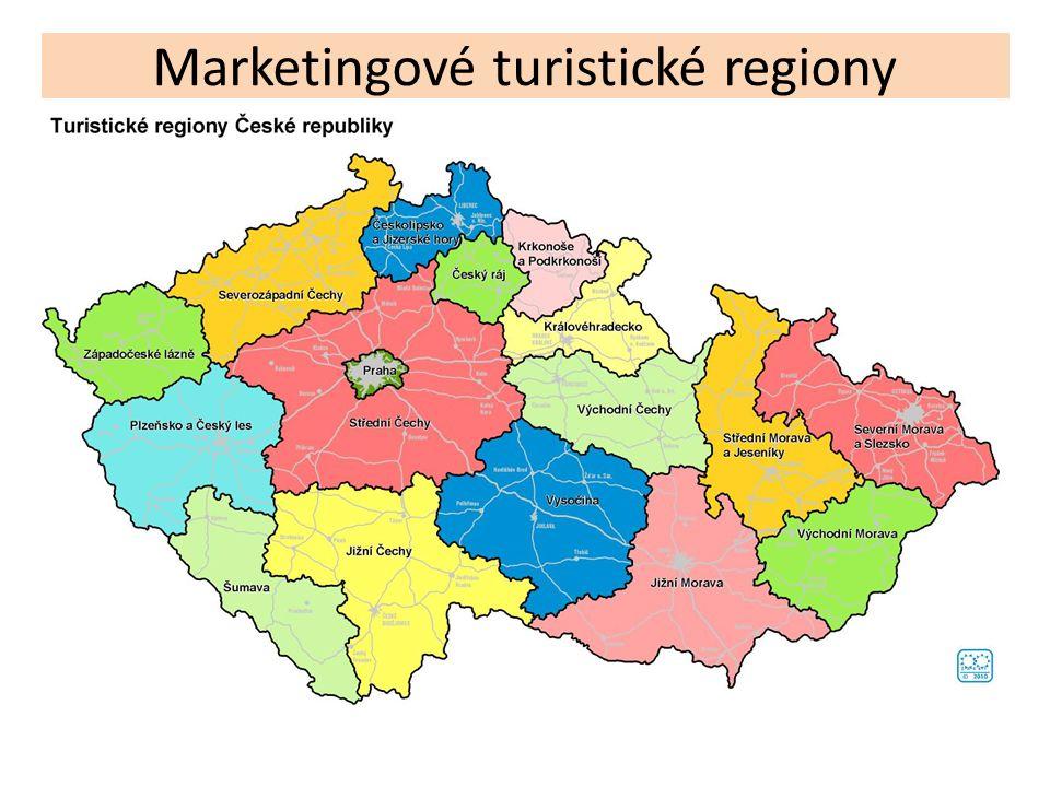 Marketingové turistické regiony