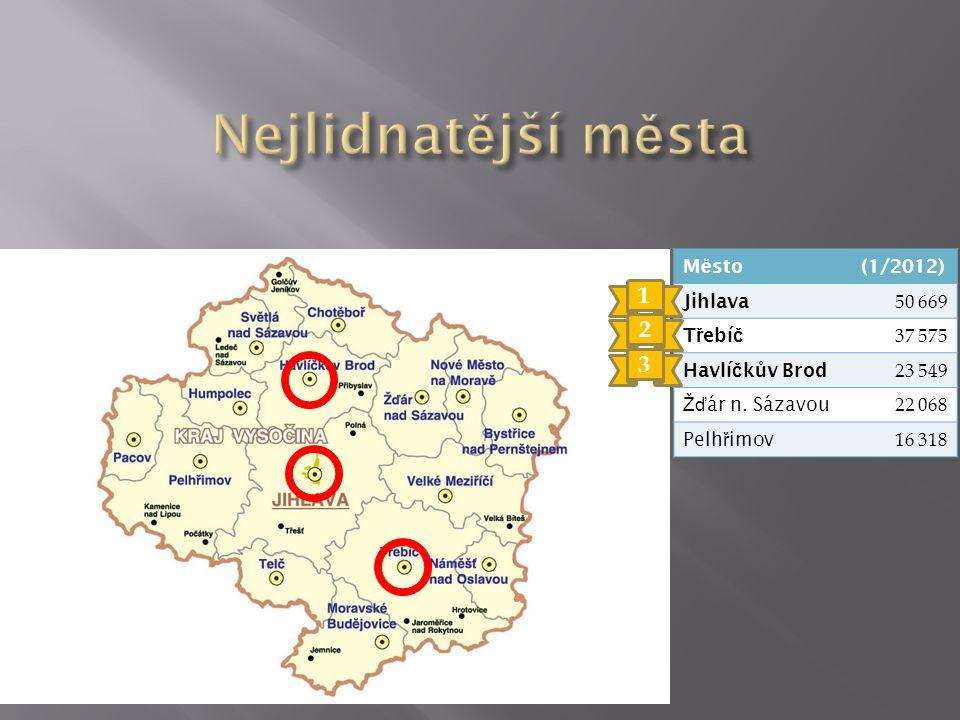  Žďárské vrchy jsou vrchovina na rozhraní Čech a Moravy  Přibližně 60 % území je zalesněno.