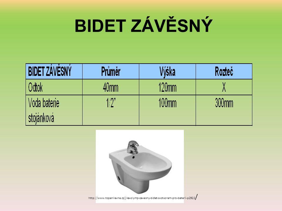 BIDET ZÁVĚSNÝ http://www.topenilevne.cz/jika-olymp-zavesny-bidet-s-otvorem-pro-baterii-p2922 /