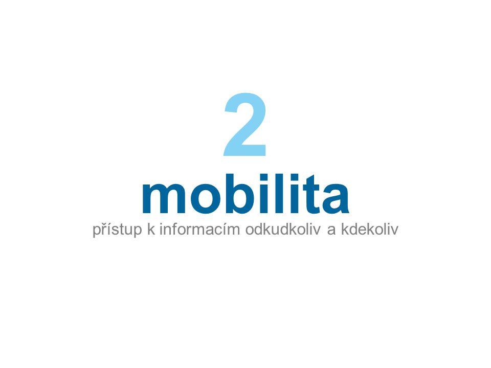 mobilita přístup k informacím odkudkoliv a kdekoliv 2