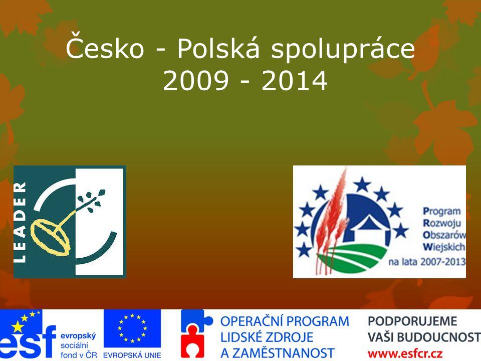Česko - Polská spolupráce 2009 - 2014