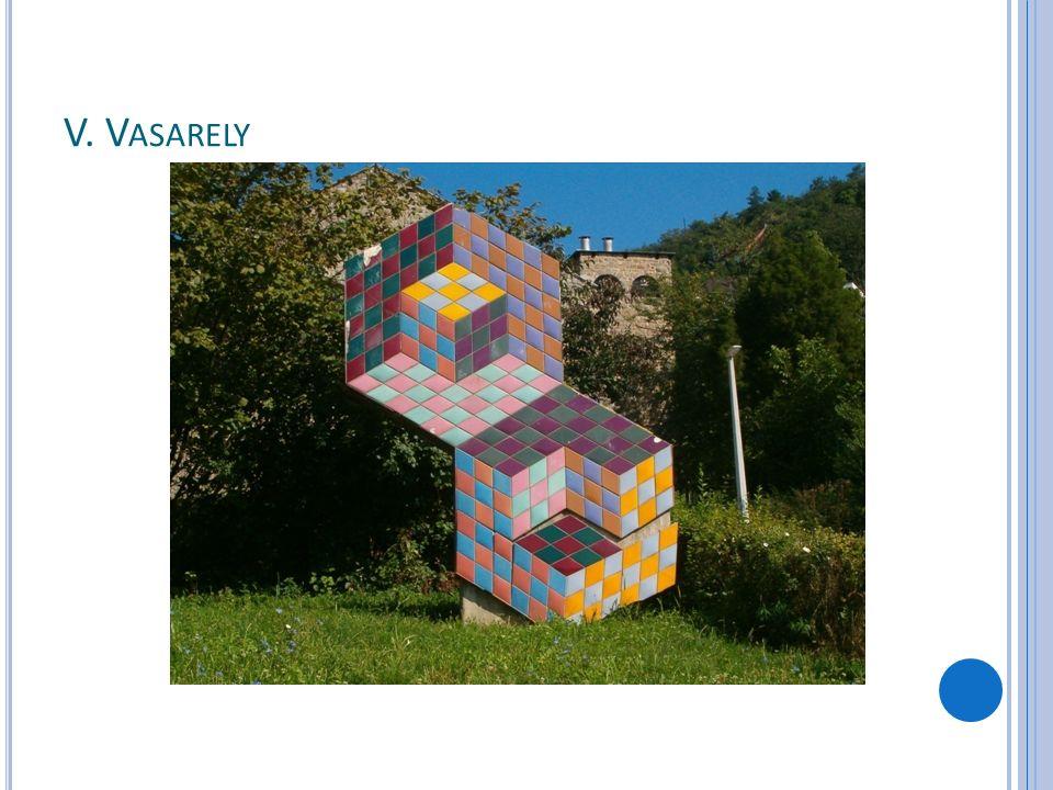 P ŘEDSTAVITELÉ Bridget Riley (*1931)  britská malířka, sochařka  nejprve ovlivněna impresionismem, pointilismem, poté směřuje k abstrakci  optické, dynamické vjemy, dojem pohybu linií a barev