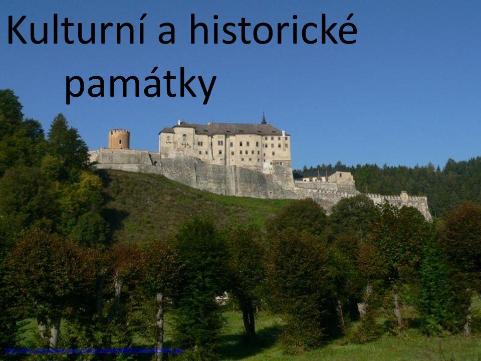 Kulturní a historické památky http://www.rodinnevylety.cz/wp-content/uploads/2006/07/ceskysternberk1.jpg