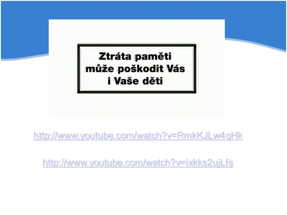 http://www.youtube.com/watch v=ixkks2ujLfs http://www.youtube.com/watch v=RmkKJLw4qHk