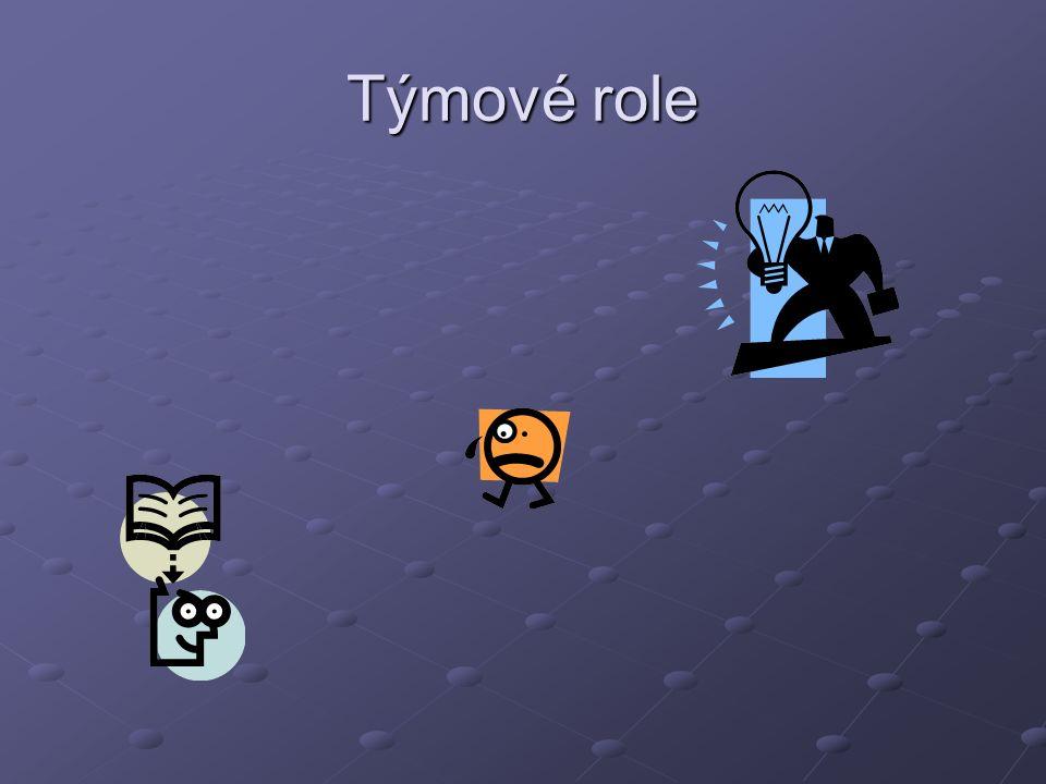 Týmové role
