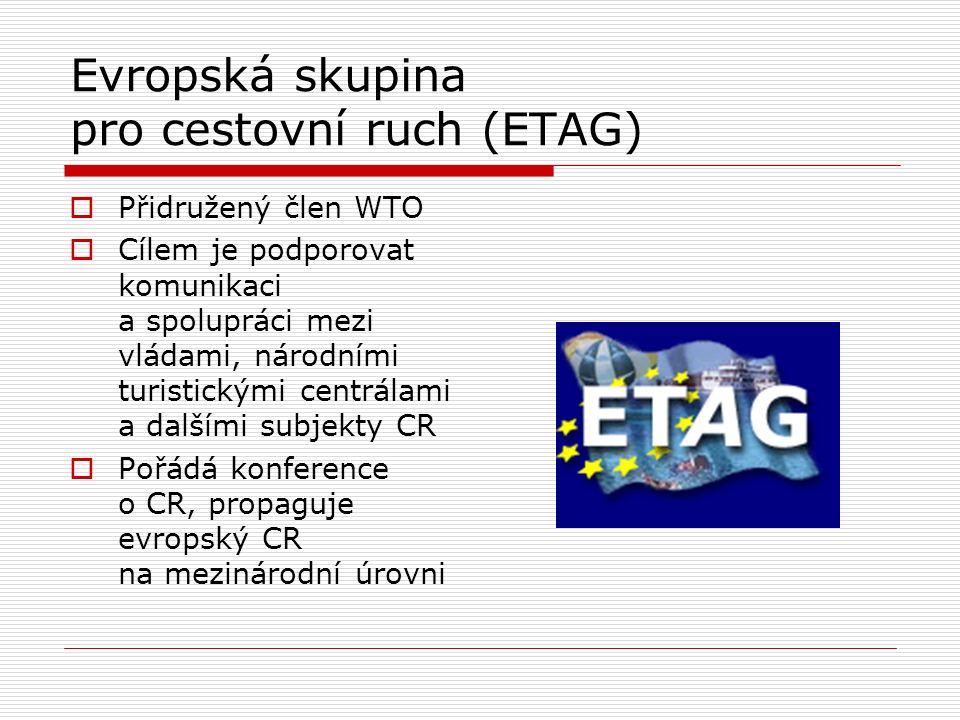 Evropský svaz odborníků CR (EUTO)  Mimo jiné podporuje koordinaci a zvyšování úrovně vzdělávání pracovníků v CR