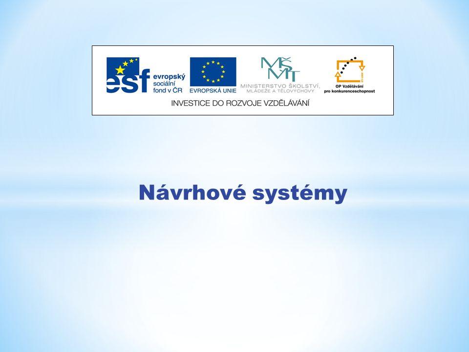 Návrhové systémy