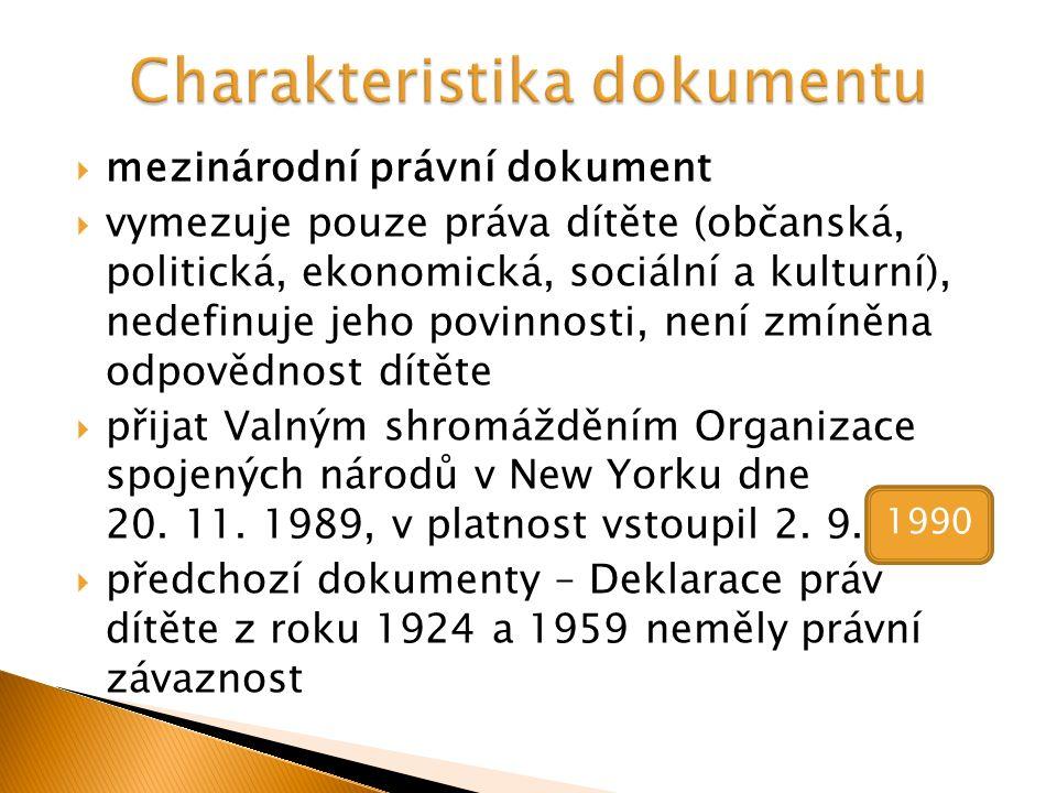  jménem České a Slovenské Federativní republiky Úmluva podepsána 30.