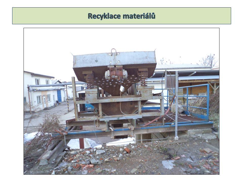 1.Otázka: Jaký je význam cizího slova recyklace.2.Otázka: Jaký materiál lze recyklovat.