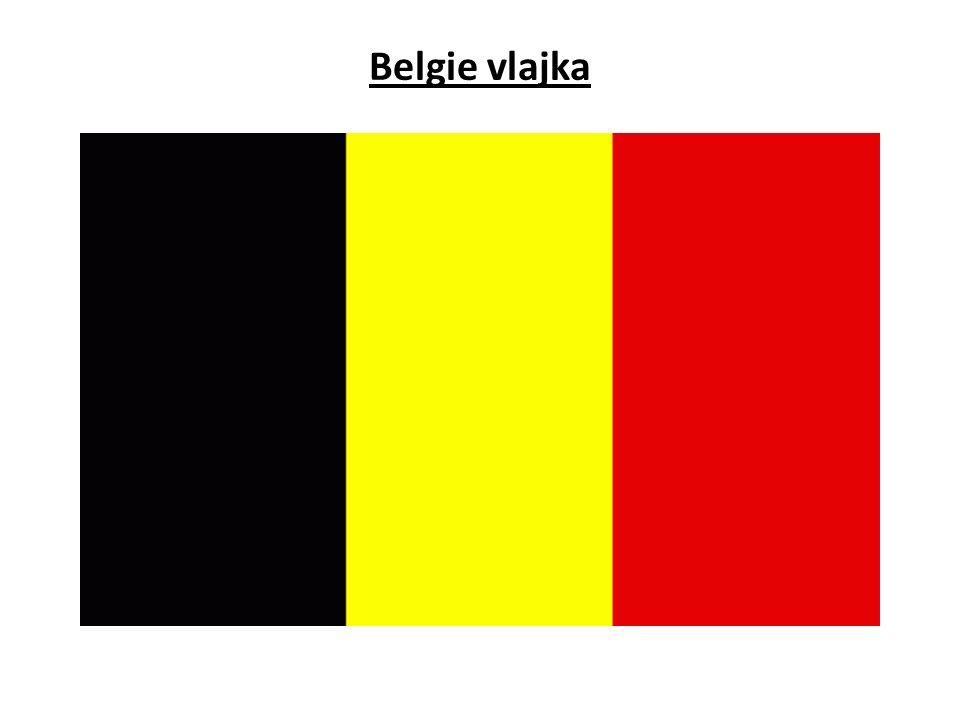 Belgie vlajka