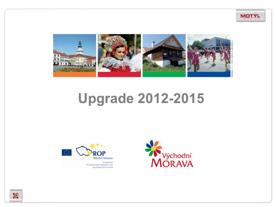 Upgrade 2012-2015