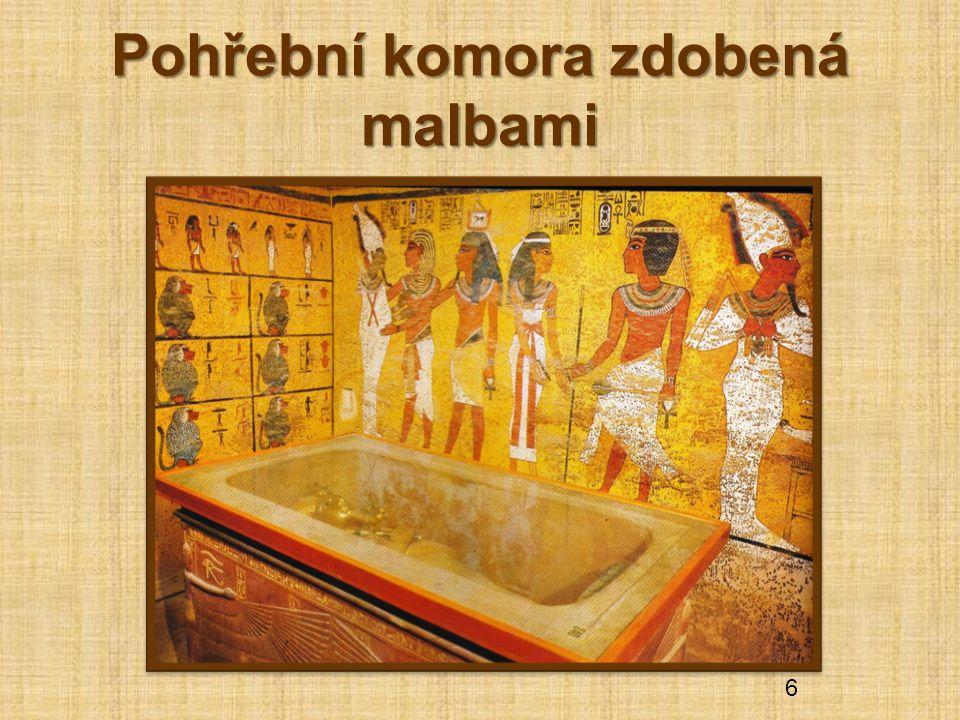 Pohřební komora zdobená malbami 6