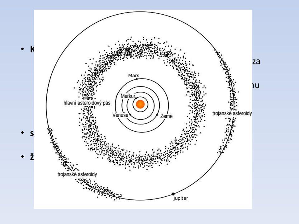 Rozdělení Kamenné(aerolity) obsahují křemičitany, většinou příměsi niklu a železa chondrity (84%) obsahují chondruly, což jsou kulovité shluky z olivínu nebo pyroxenu achondrity (8%) neobsahují chondruly a kovy siderolity (2%) přechodné typy k železným meteoritům železné meteory (siderity) (6%) obsahují výhradně nebo většinou kovové složky