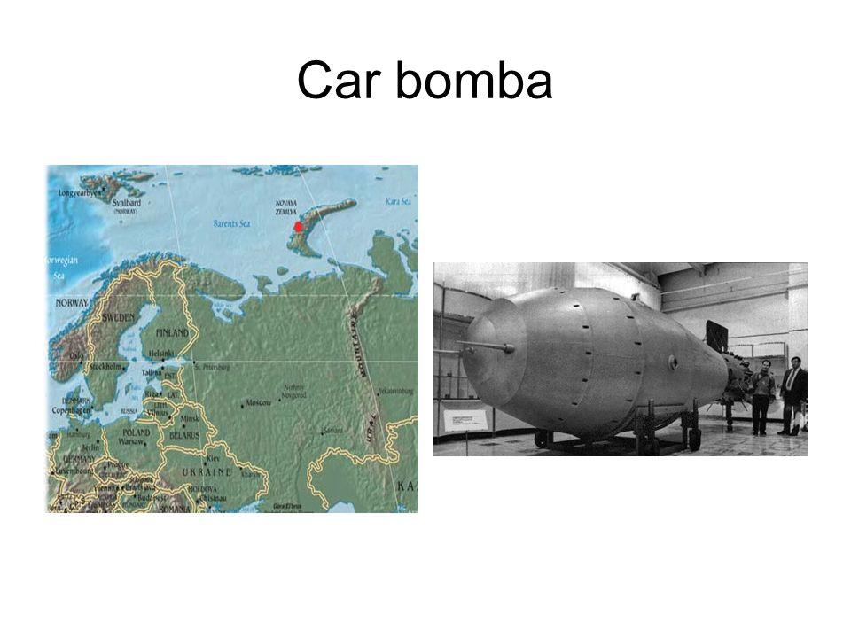 Car bomba