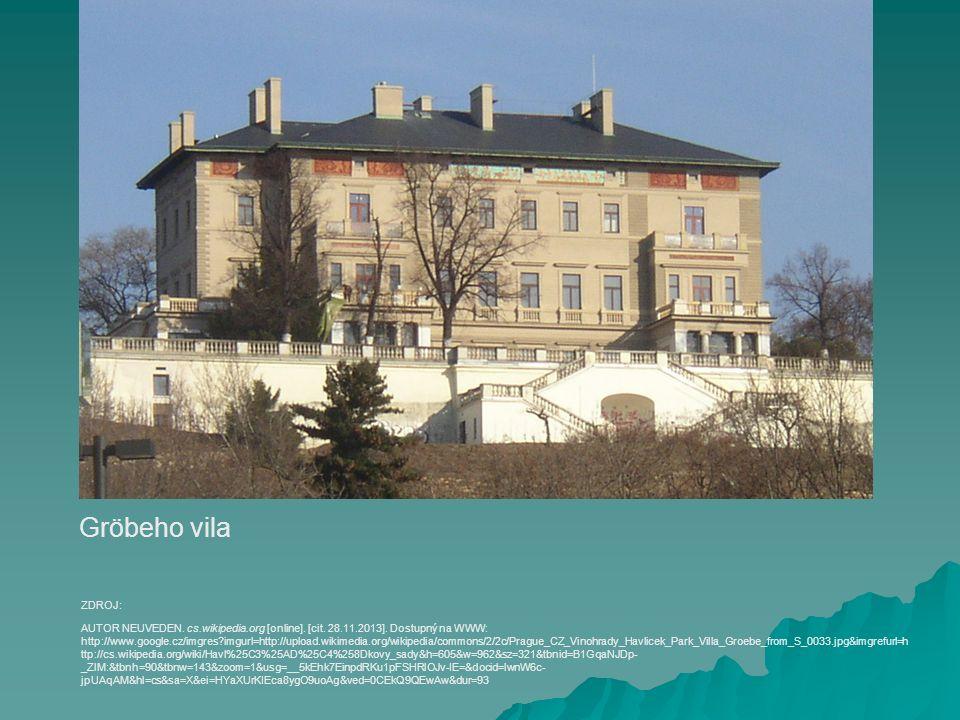 Muzeum hlavního města Prahy AUTOR NEUVEDEN.photo-prague.net [online].