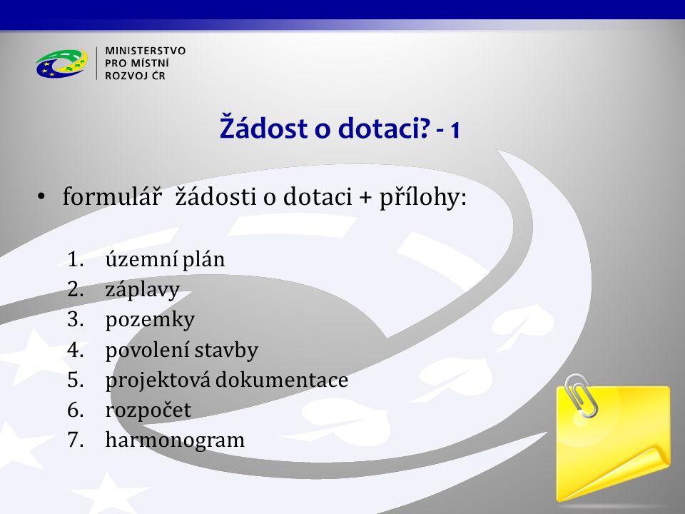 DĚKUJI ZA POZORNOST dostupnost informací www.mmr.cz, Bytová politika, Dotace a programy www.mmr.cz přímé kontakty Bc.