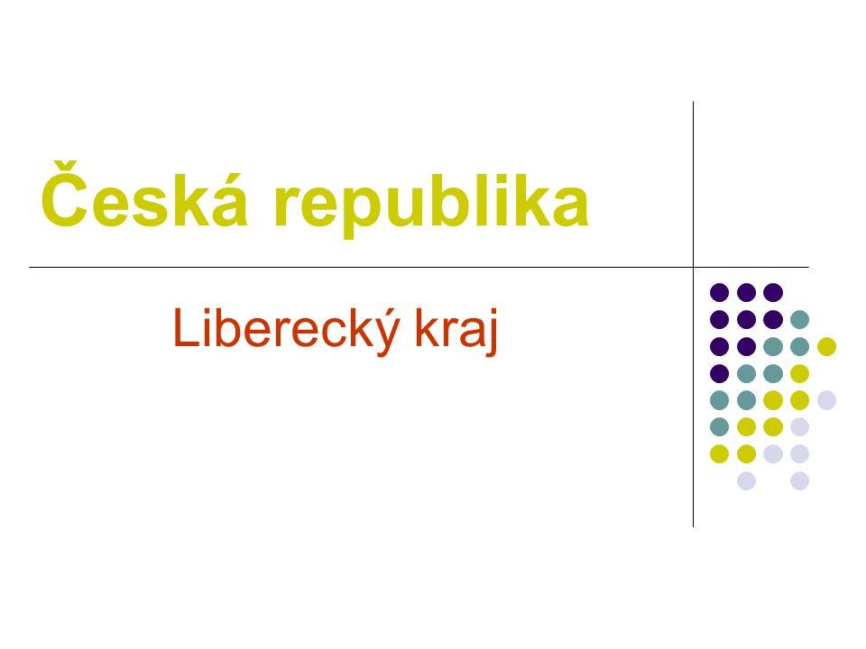 Česká republika Liberecký kraj