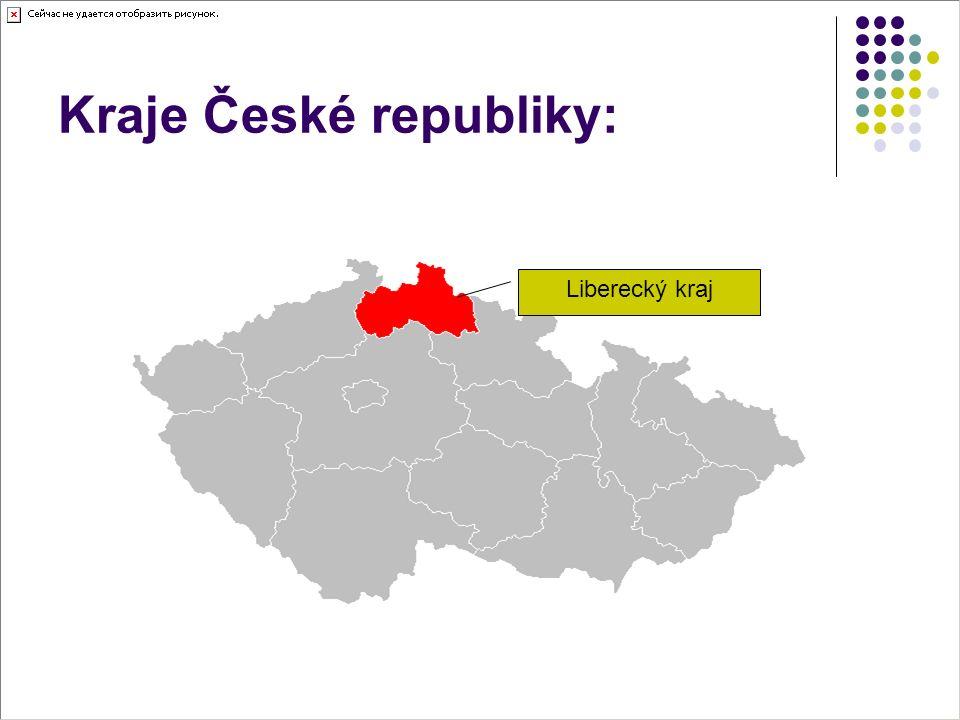 Kraje České republiky: Liberecký kraj