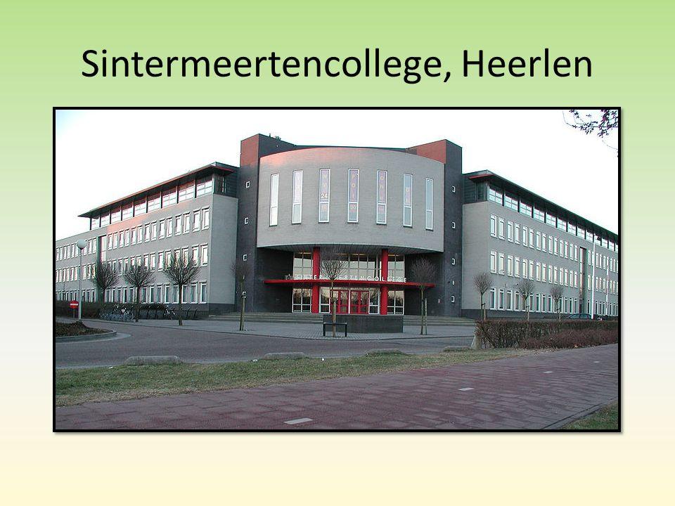 Sintermeertencollege, Heerlen