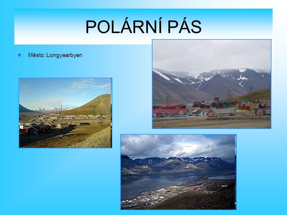 Město: Longyearbyen