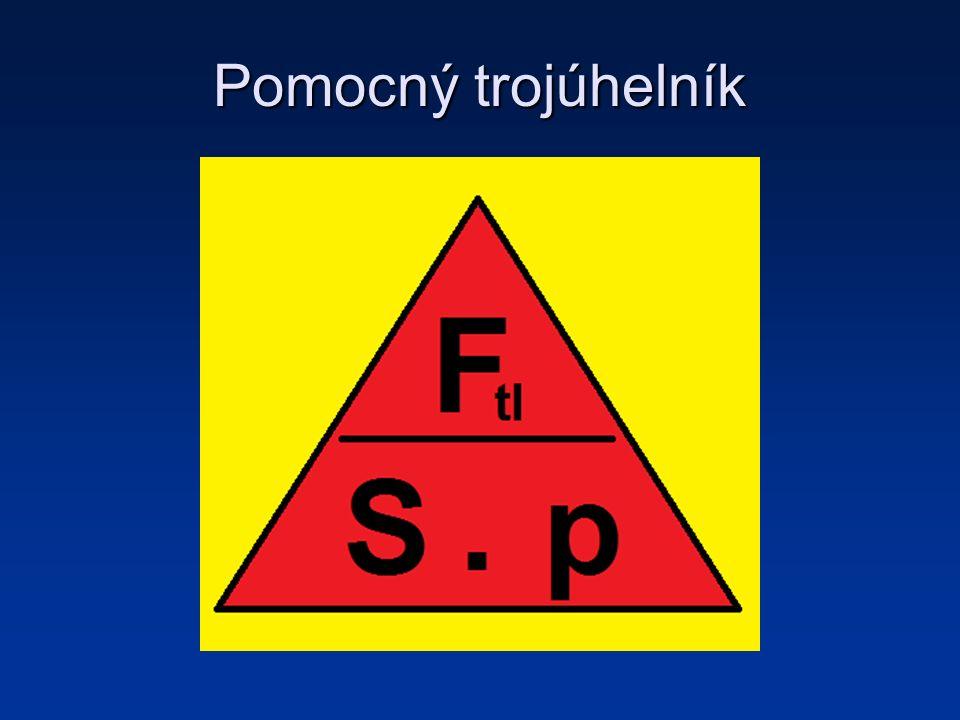 Pomocný trojúhelník