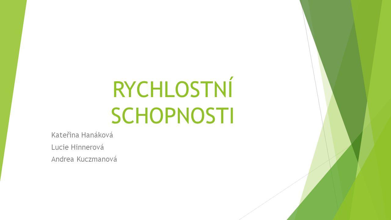 Zdroje  Vespalec, T.(2014). Antropomotorika.