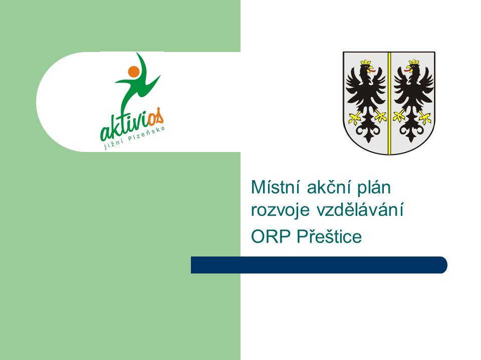 Místní akční plán rozvoje vzdělávání ORP Přeštice