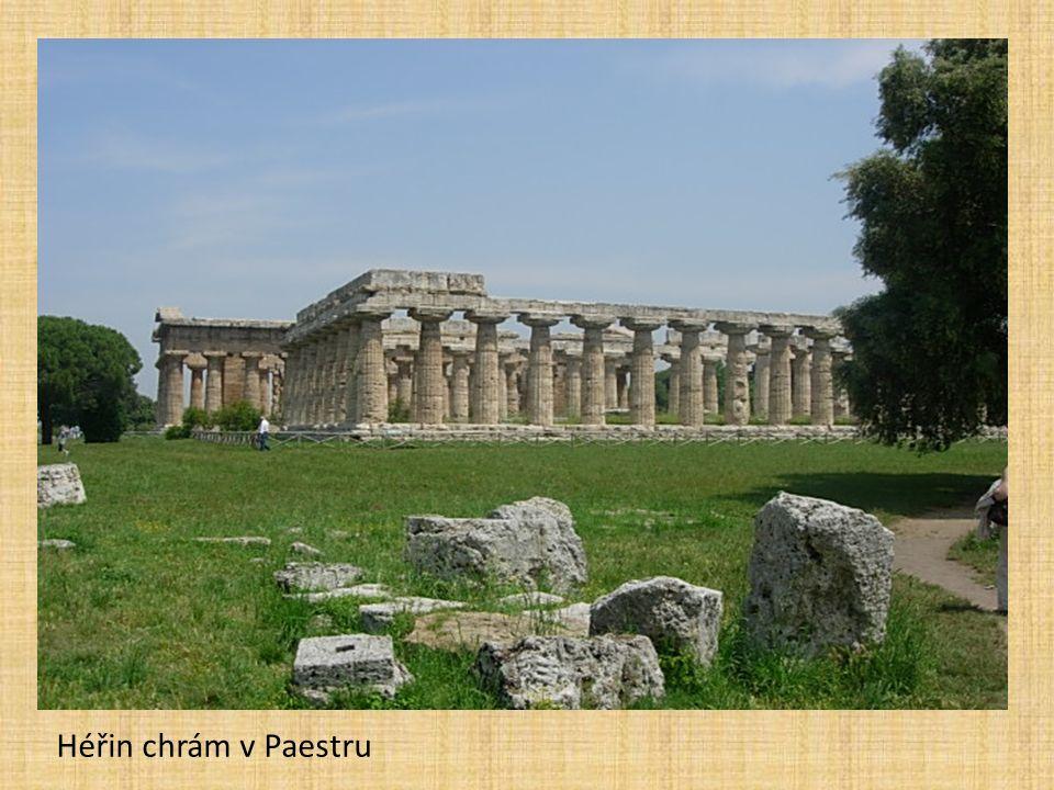 Héřin chrám v Paestru