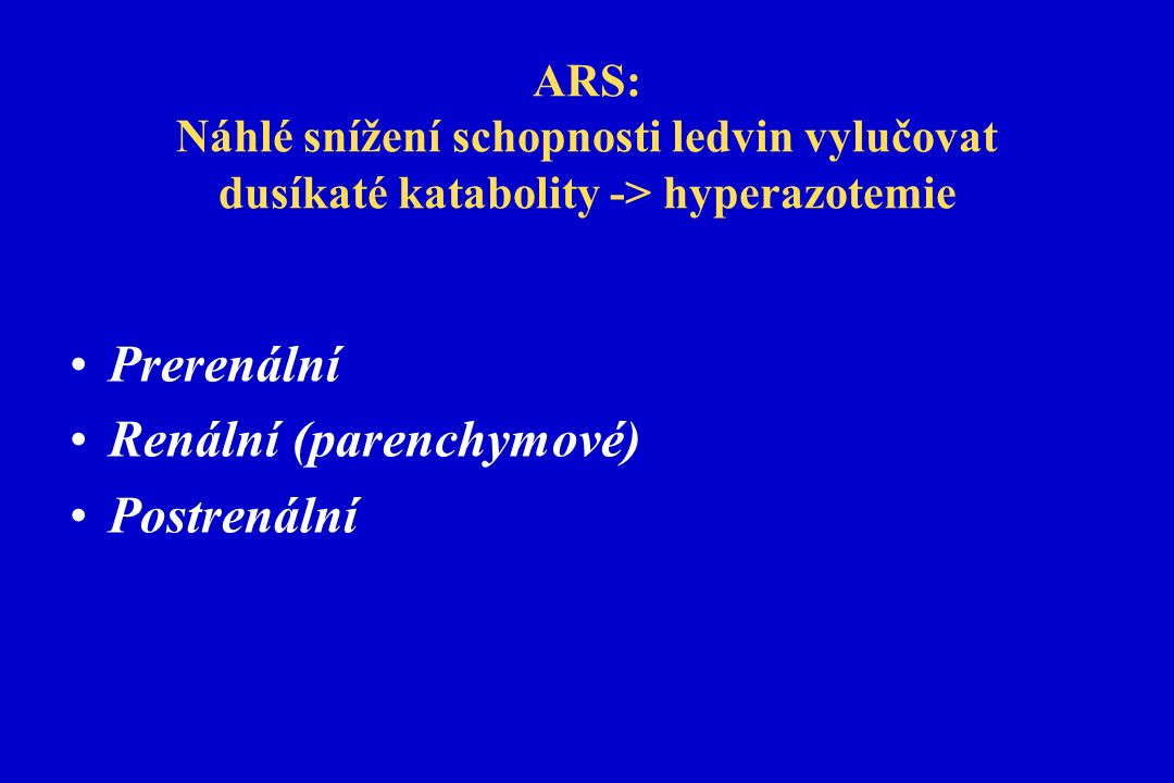 Léčba řízený pokles TK na 160-170/100-110 u hypertenzní encefalopatie rychlé snížení TK (nitroprussid sodný, labetalol i.v.)