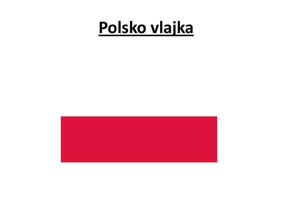 Polsko vlajka