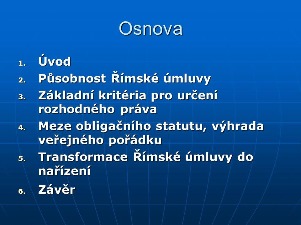 D.Únikové ustanovení (čl.4 odst. 5)  úprava v čl.