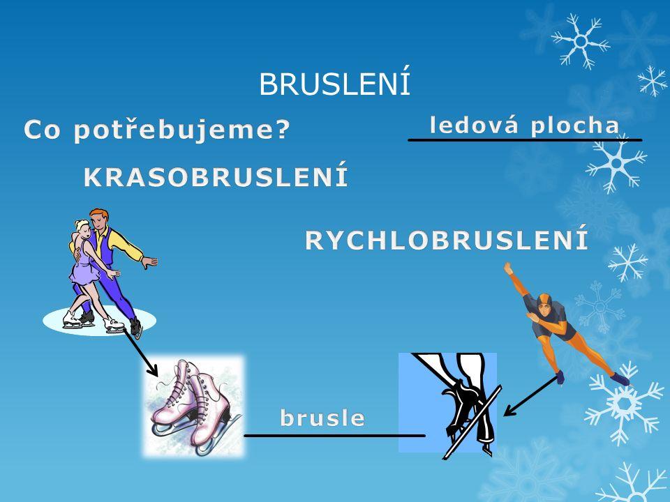 BRUSLENÍ