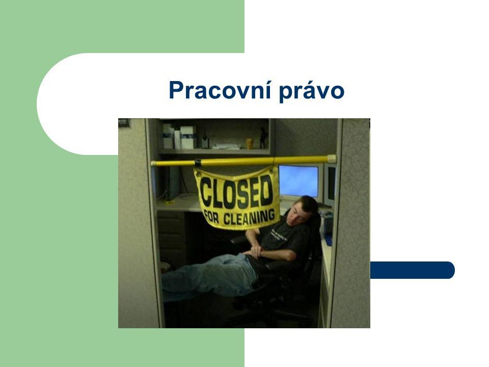 Zákoník práce Starý 65/65 Sb.Nový 262/2006 Sb.