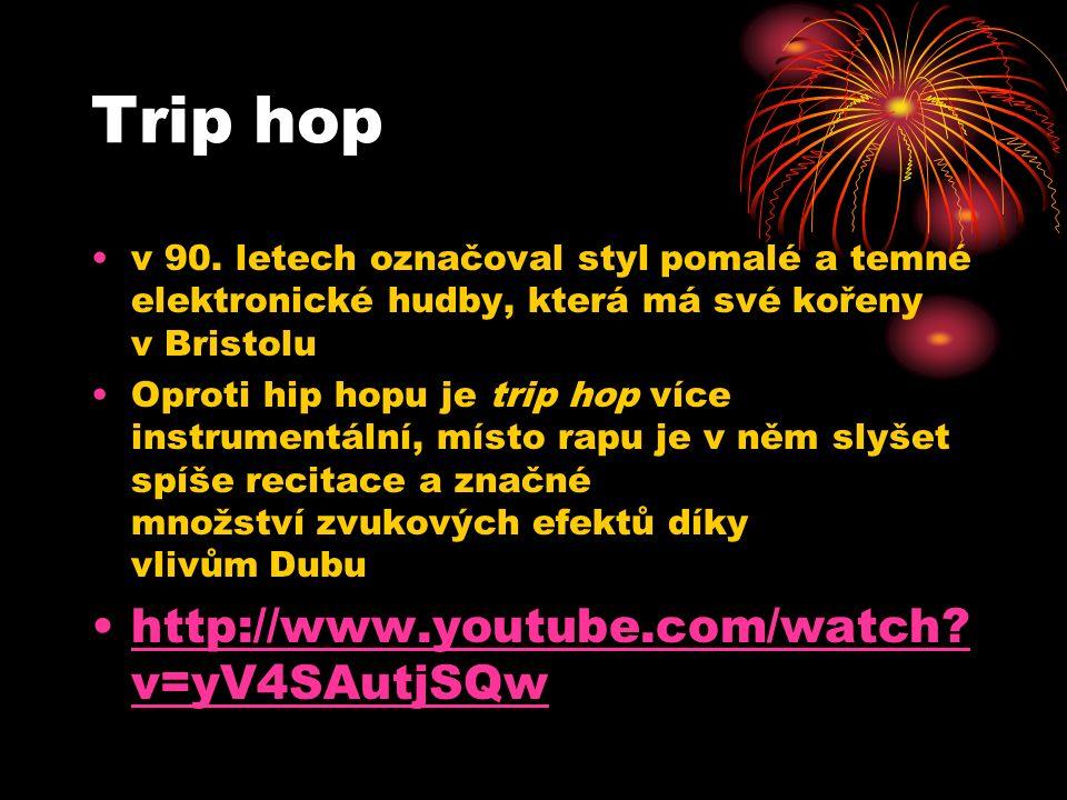 Trip hop v 90.