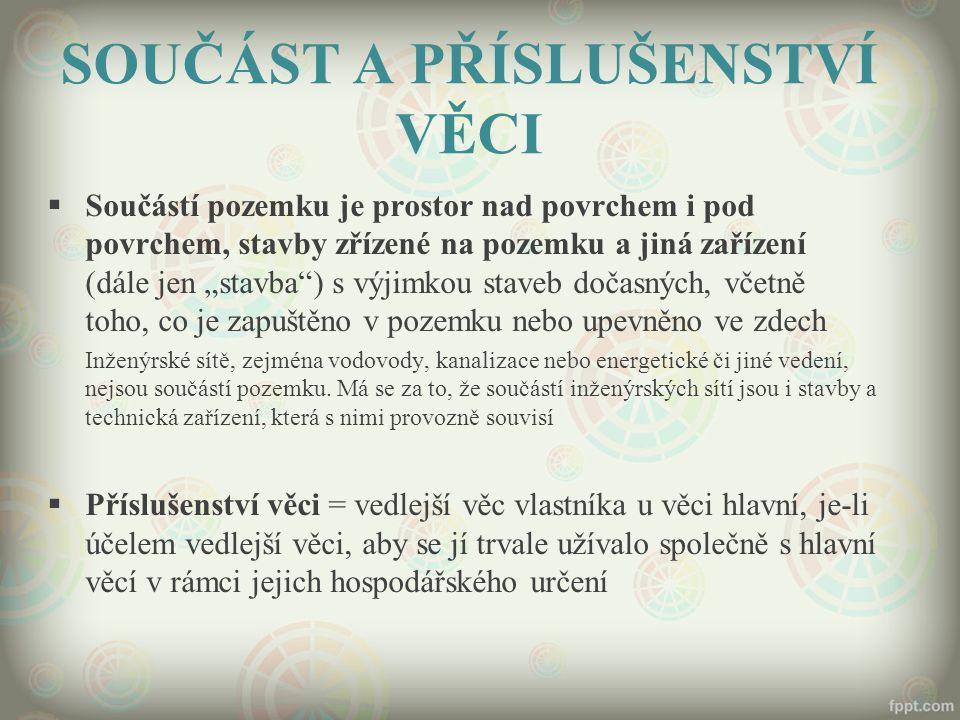 OCHRANA SPOTŘEBITELE Ust.§ 1810 a násl.