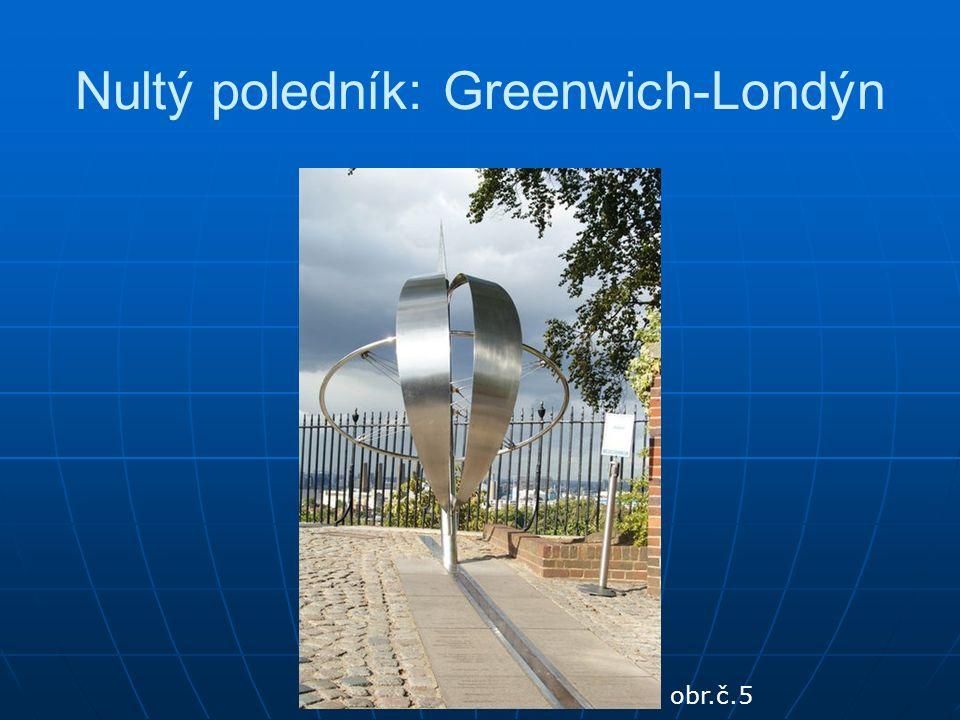 Nultý poledník: Greenwich-Londýn obr.č.5