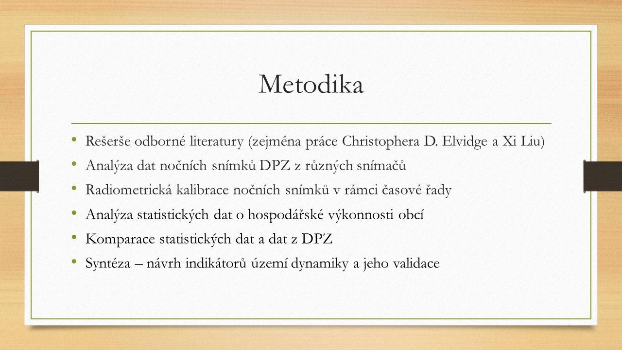 Metodika Rešerše odborné literatury (zejména práce Christophera D.