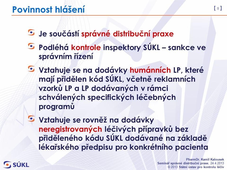 [ 16 ] PharmDr.