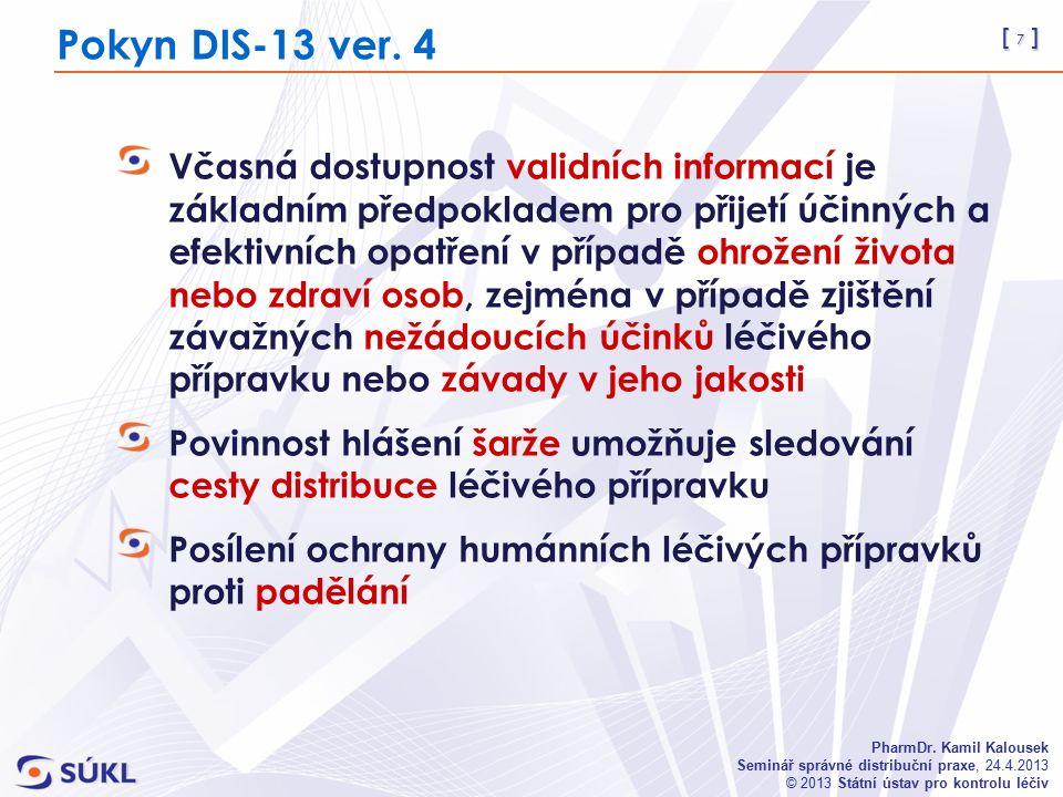 [ 7 ] PharmDr.