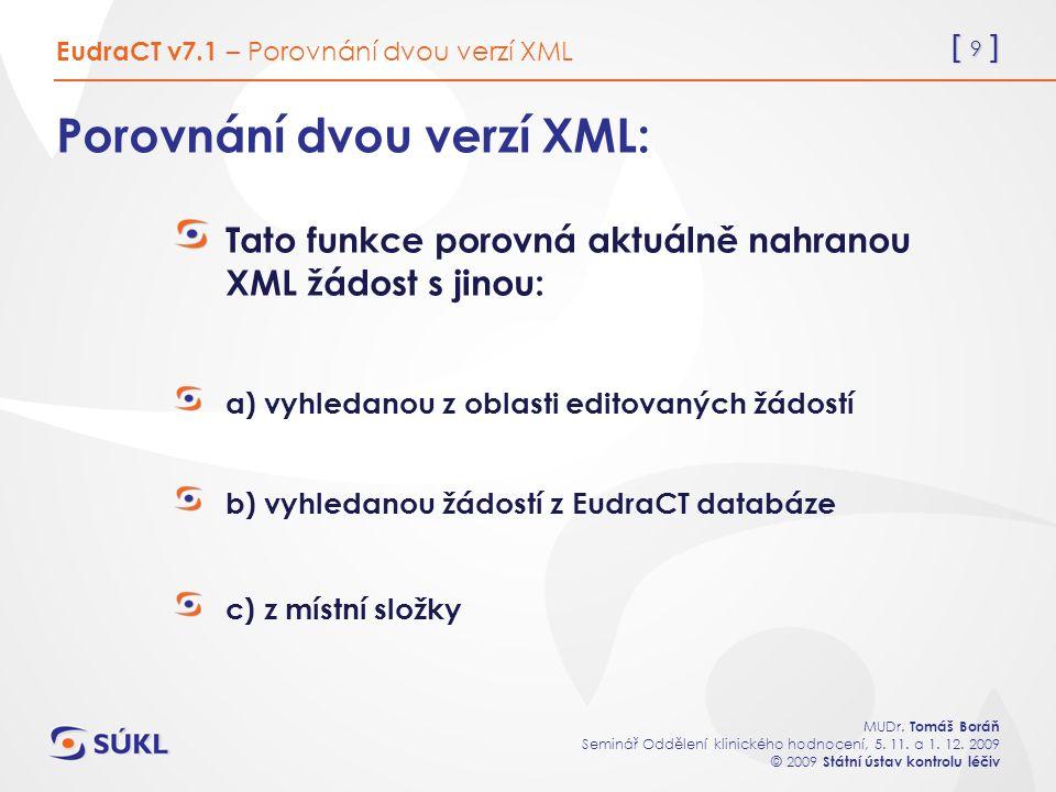 [ 20 ] MUDr.Tomáš Boráň Seminář Oddělení klinického hodnocení, 5.