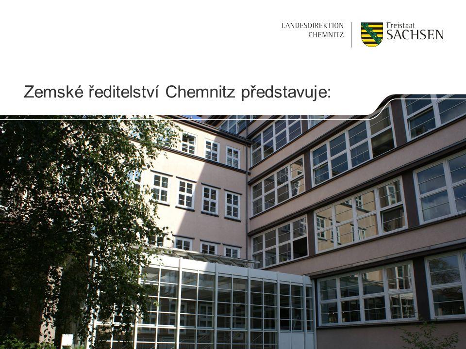 Zemské ředitelství Chemnitz představuje: