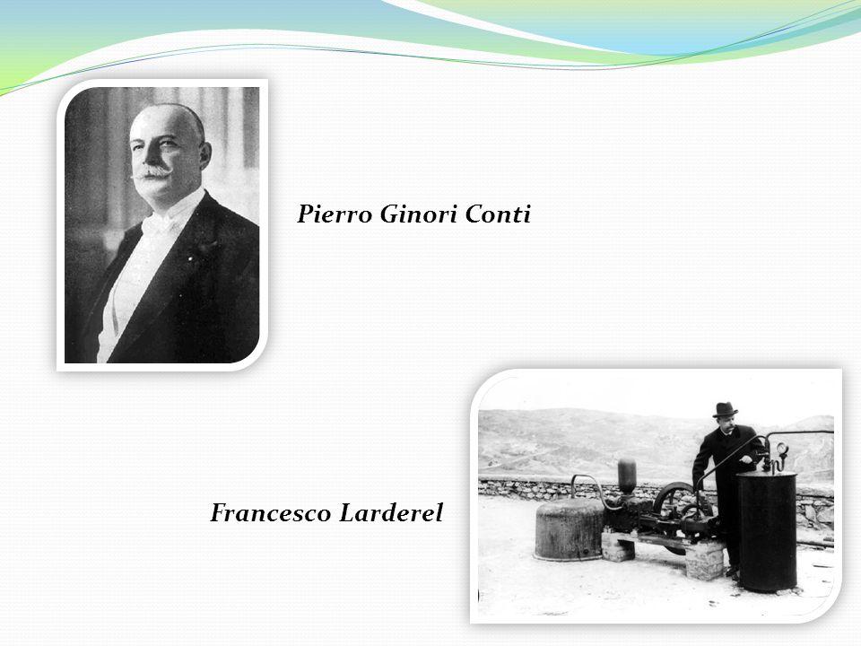 Pierro Ginori Conti Francesco Larderel
